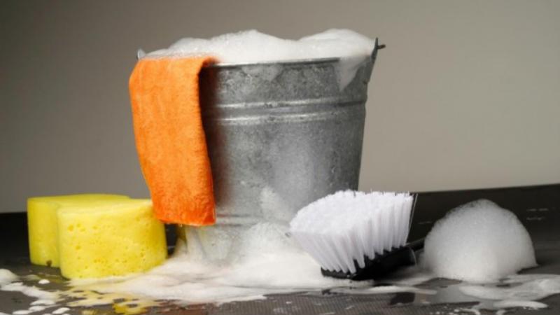 Como lavar la bicicleta agua y jabon