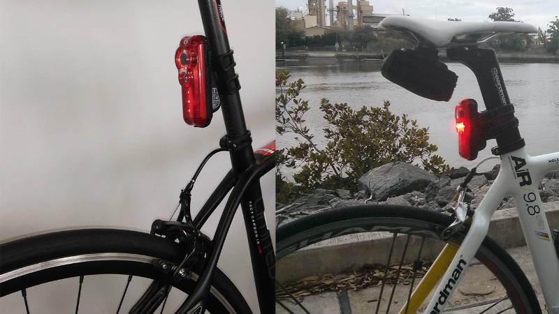 Fly6 accesorios para bicicletas seguridad para ciclistas videocamara