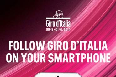 App oficial para disfrutar el Giro d'Italia 2014 en vivo