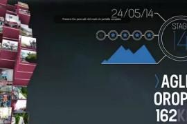Como es la etapa 14 del Giro de Italia 2014