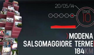 como es la etapa 10 del Giro 2014 - Giro de Italia