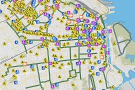 mapa de ciclovias en Buenos Aires - Red de ciclovias bonaerense ecobici mejor en bici