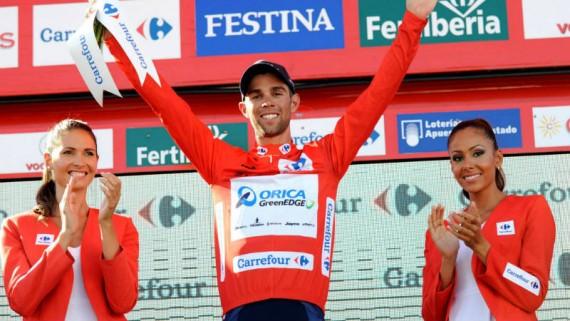 Conoce como fue la etapa 3 de la Vuelta a Espana 2014