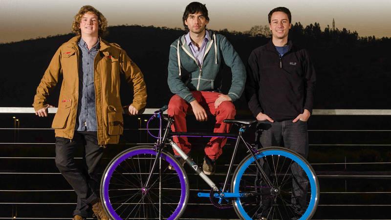 Yerka Project el fin a los robos de bicicletas - la bicicleta inrobable - Chile