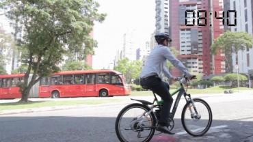 Ir en bicicleta por la ciudad es mejor mas rapido