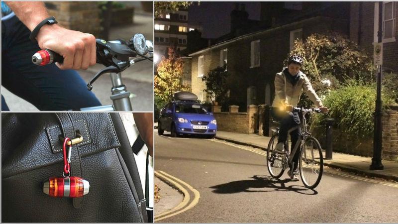 Accesorios para bicicletas WingLights Luces de giro