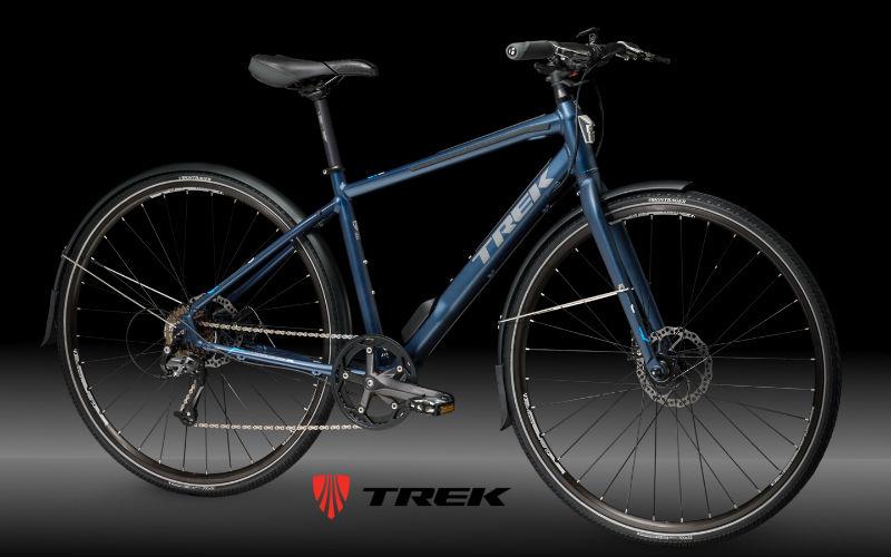 Bicicletas Trek Lync para las ciudades de hoy