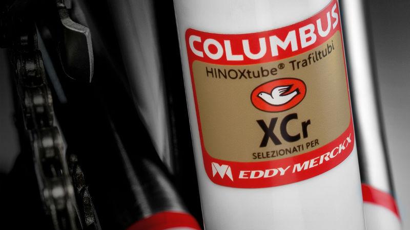 EDDY70 Bike Bicicleta en homenaje a Eddy Merckx Columbus