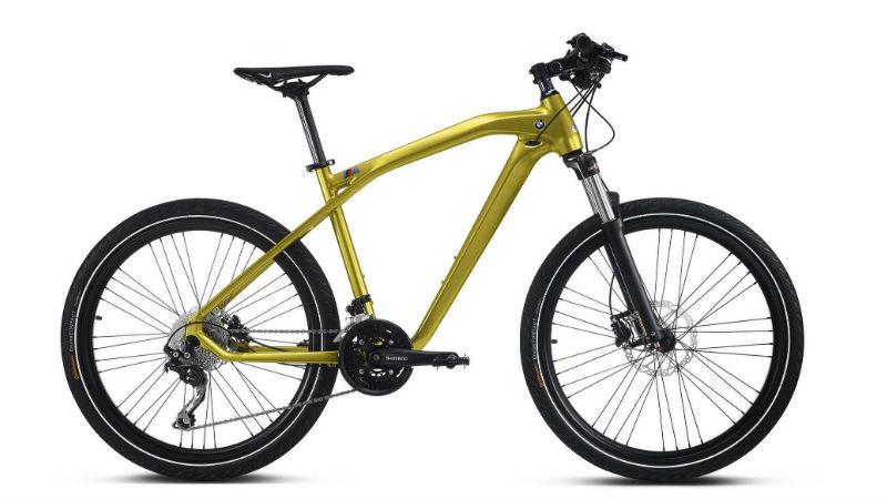 Conoce la bicicleta BMW Cruise M-Bike Edicion Limitada