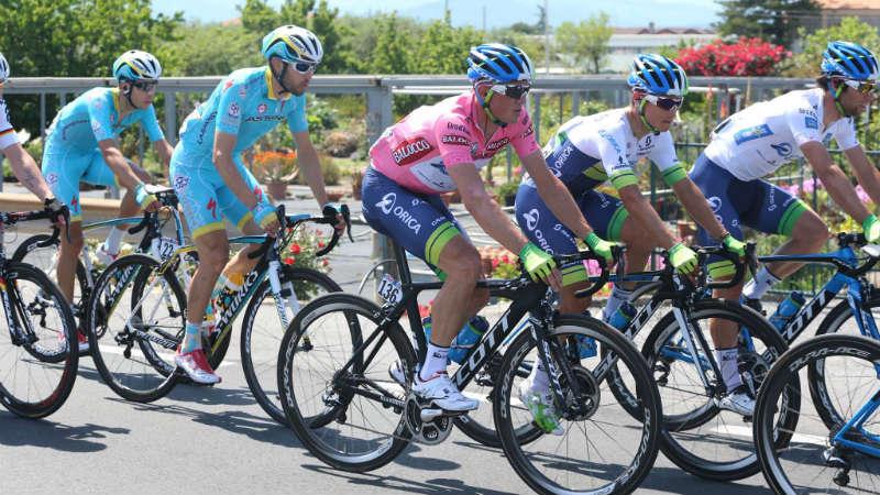Lee los resultados y como fue la segunda etapa del Giro 2015