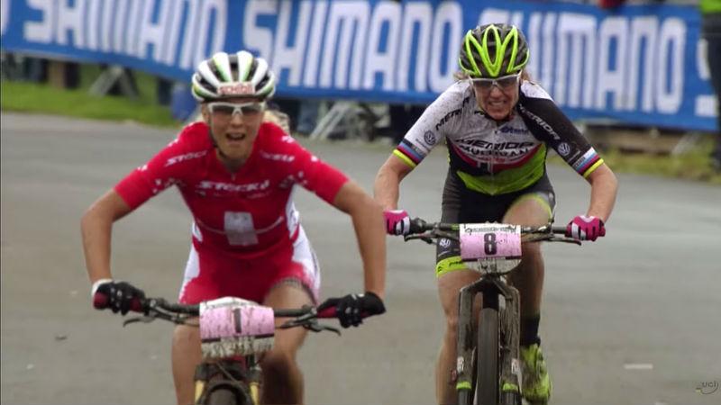 Lo mejor de la etapa 1 de la Copa del Mundo UCI MTB XCO Femenino