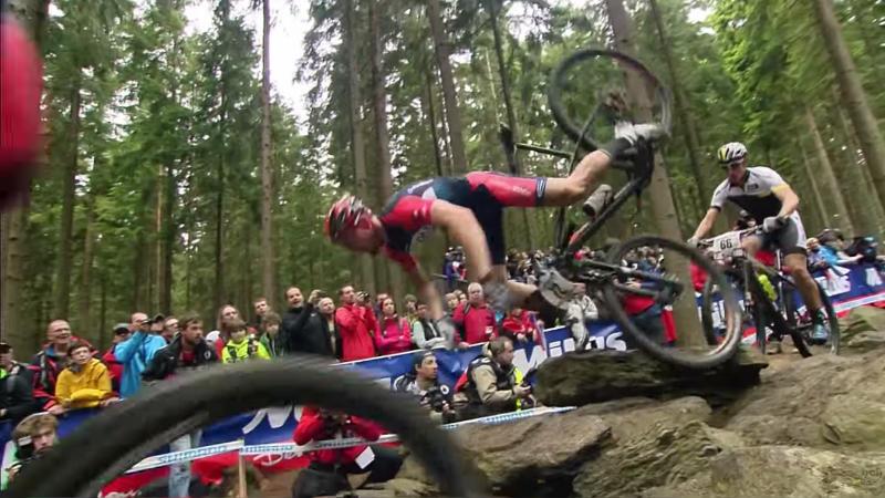 Los mejores momentos de la primera etapa de la Copa del Mundo UCI MTB XCO