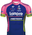 LAMPRE MERIDA TOUR DE FRANCE 2015