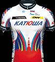 TEAM KATUSHA TOUR DE FRANCE 2015