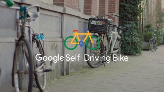 ¿La bicicleta autónoma de Google es una realidad?