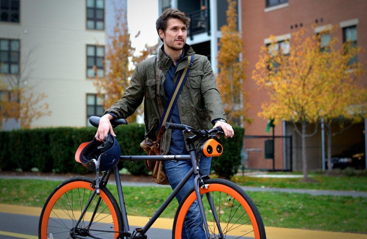 LoudBicycle Bocina para bicicleta que suena como la de un auto