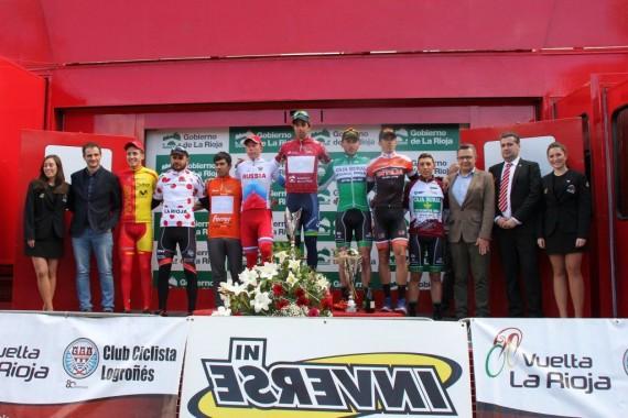 Quién Ganó La Vuelta a La Rioja 2016 Matthews