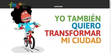 Quienés son los expositores del Foro Mundial de la Bicicleta en Chile