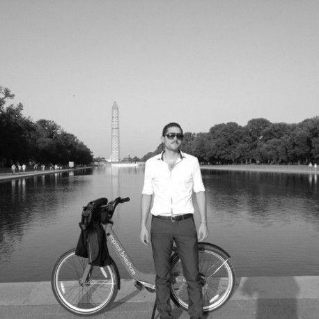 Ivan de la Lanza | Expositores del Foro Mundial de la Bicicleta en Chile