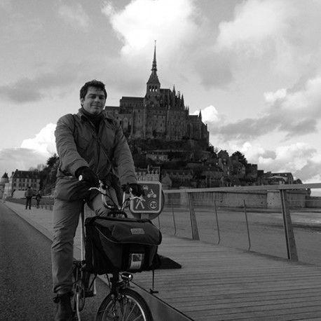 Olivier Schneider | Expositores del Foro Mundial de la Bicicleta en Chile