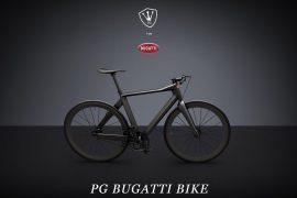 Bicicleta Bugatti PG la mas cara y liviana del mundo