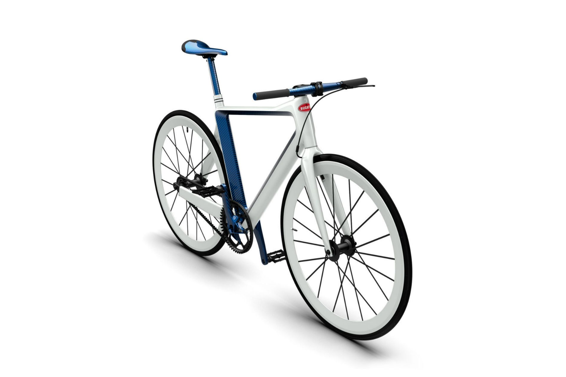 Bicicleta Bugatti PG la mas cara y liviana del mundo Muestra 1
