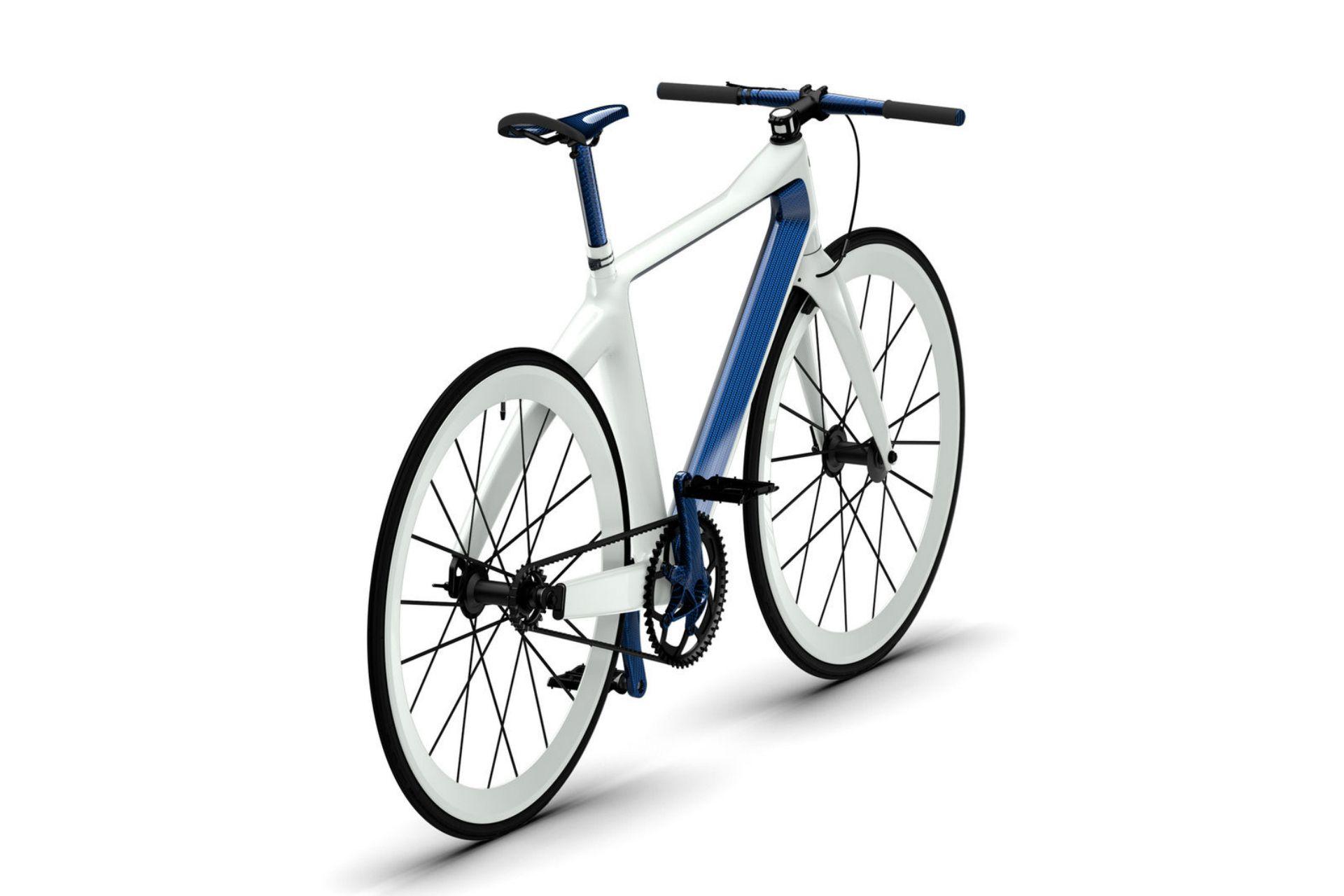 Bicicleta Bugatti PG la mas cara y liviana del mundo Muestra 3
