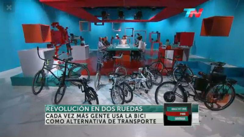 Especial de Bicicletas en Argentina para Armar
