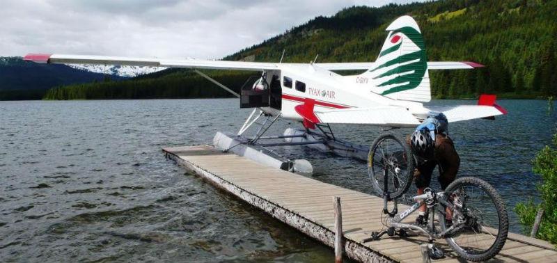 Explora Whistler - Viajes en bicicleta en Canada Avion