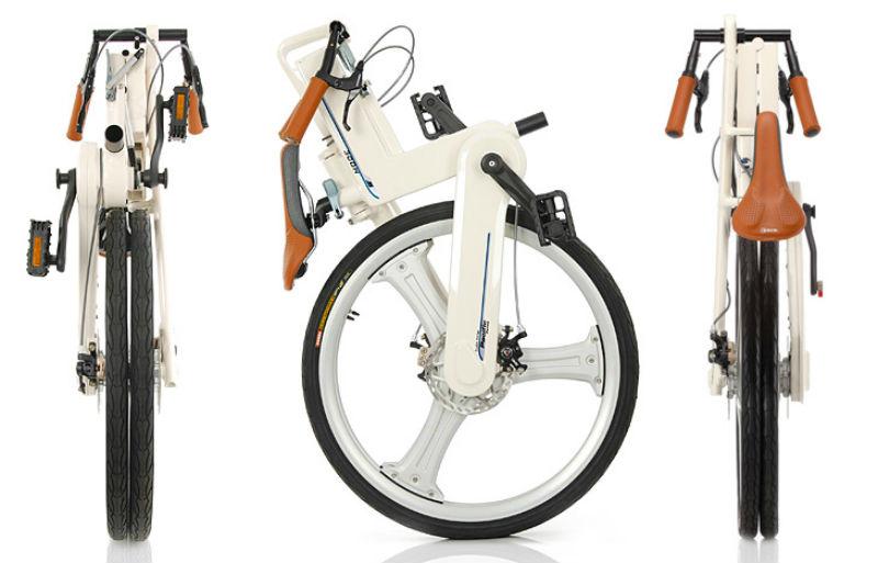 If Mode - Bicicletas Plegables con estilo - Bicicleta funcional - Revista - 3