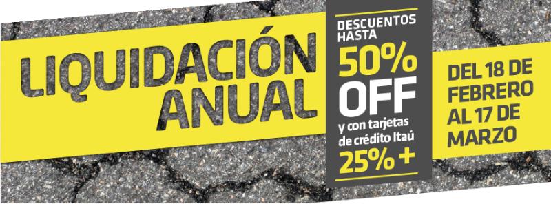Promocion de bicicletas GT en Uruguay