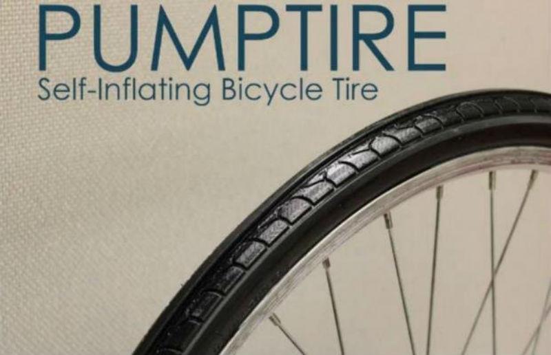 PumpTire -  Componente para Bicicletas - Revista Pedal