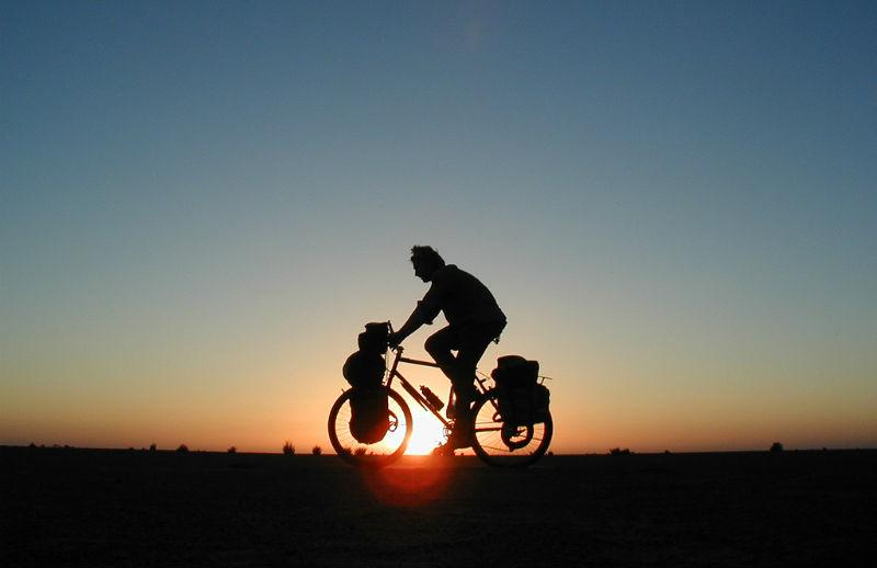 Viajar en Bicicleta - Paseo en Bicicleta - 5 consejos para disfrutar - Sol