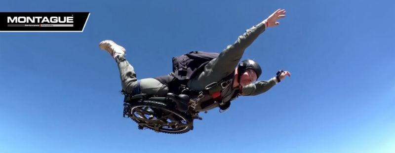 Bicicletas Plegables Montague - Paratroops - Revista de Bicicletas
