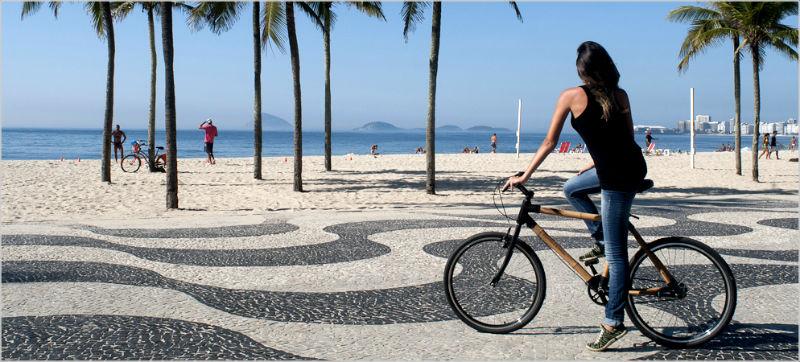Comprar Bicicleta de Bambu - Bambucicletas - Deslindes - Brasil