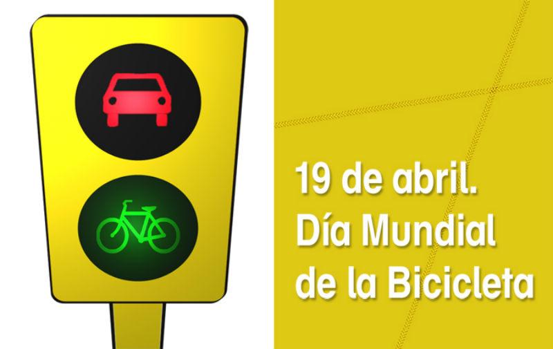 Dia Mundial de la Bicicleta - Revista de Bicicleta - CicloMag - Bicis