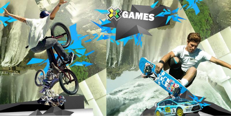 X Games Brasil - Viajar a Brasil - X Games en Foz de Iguazú