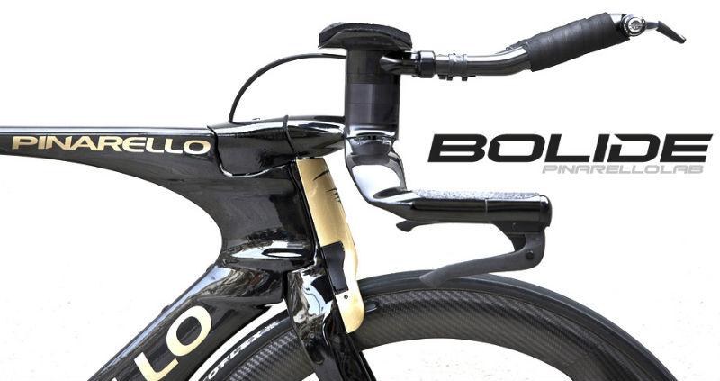 Bicicletas Pinarello Italia - Bolide Pinarellolab - Revista de Bicicletas