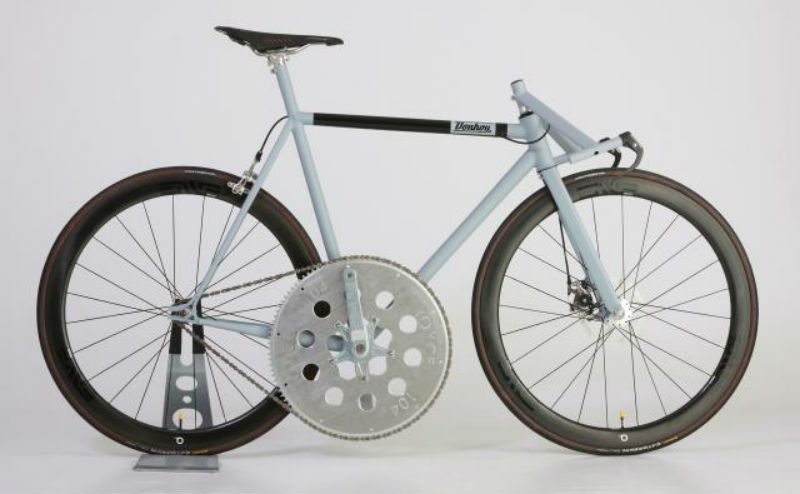 Donhou Bicycles - Bicicleta rápida - Bespoked Bristol 2013