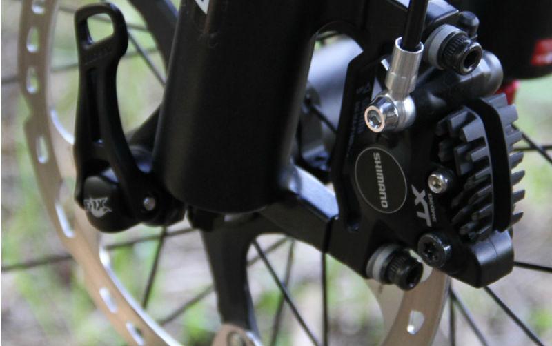 Frenos Shimano - Ice-Tech Deore XT
