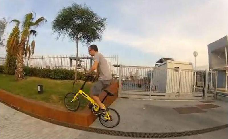 Las Bicicletas Plegables también son divertidas