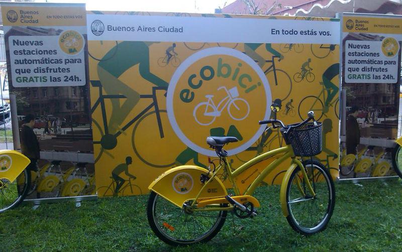 Mejor en Bici - EcoBici - Bicicletas en Buenos Aires - Mejoras al sistema