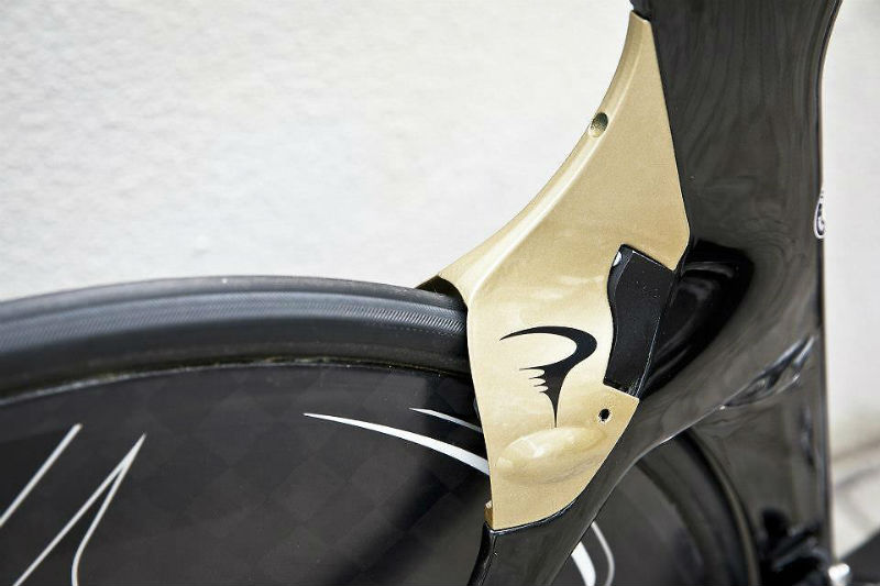 Pinarello Bolide - Bicicletas Pinarello - Freno Oculto