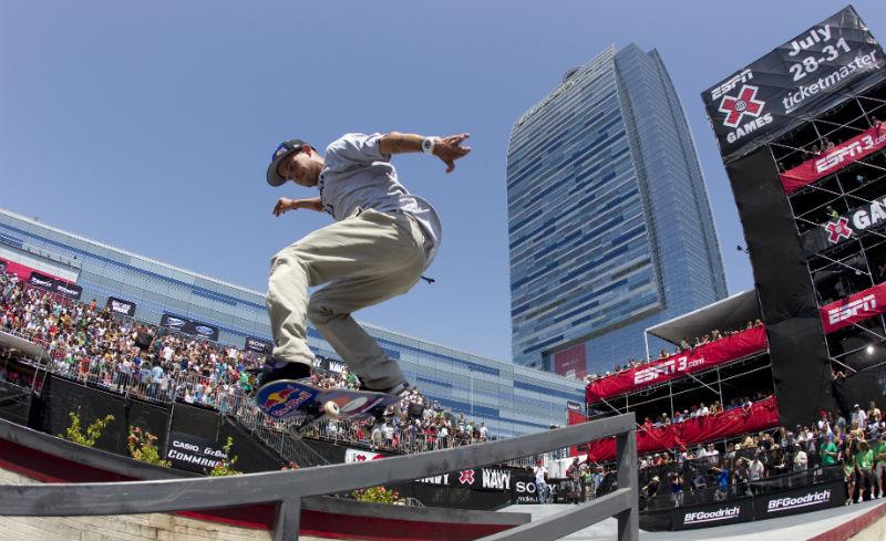 Red Bull Phenom Te da alas - Participa de los X Games
