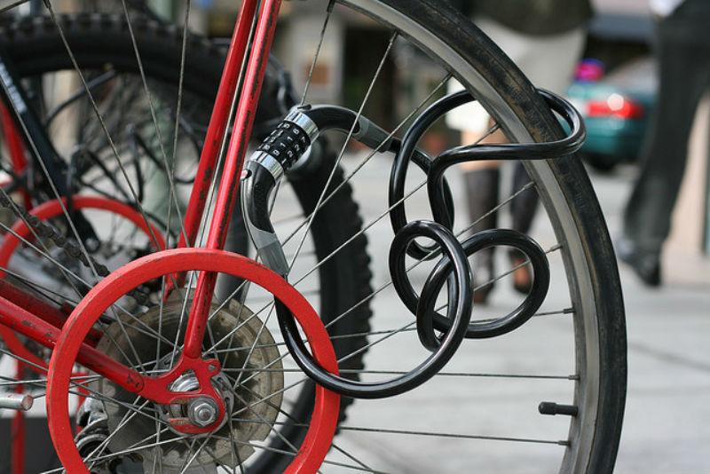 Robo de Bicicletas - Revista CicloMag