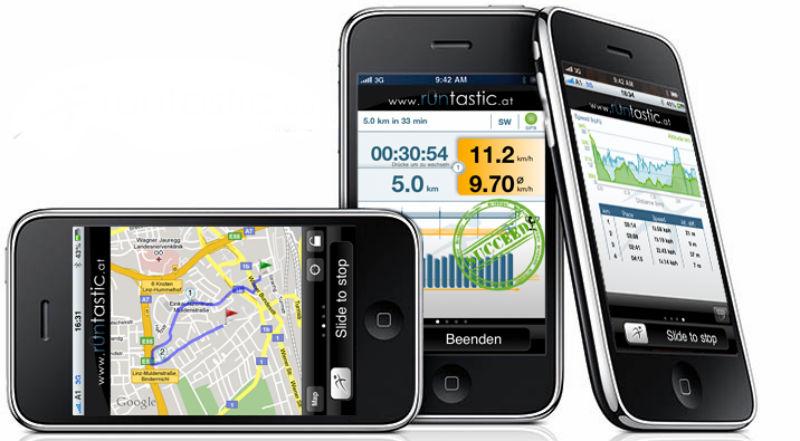 Runtastic - Aplicaciones para entrenar en bicicleta - CicloMag