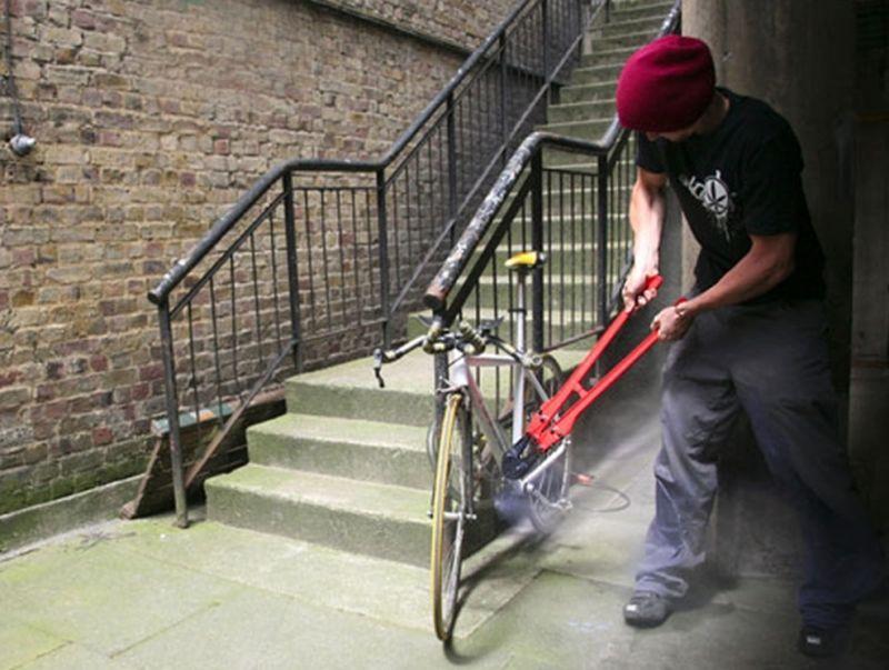 Seguro para bicicletas - Robos de bicicletas