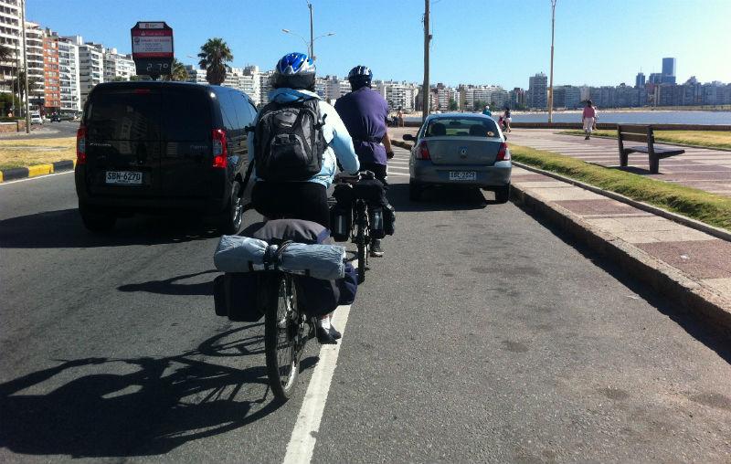Sistema público de Bicicletas en Montevideo - Bicicletas en Uruguay