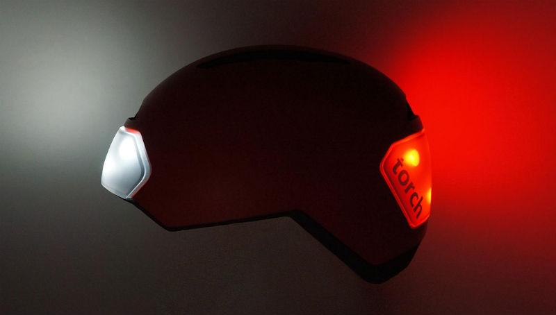 Torch - Casco de bicicletas - Accesorio para bicicletas