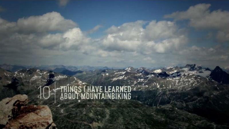 Videos de bicicletas mtb - 10 cosas que aprendi de mountainbiking MTB